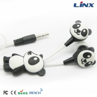 cute designed cartoon earphone for kids