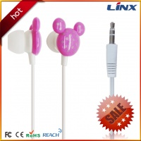 promotional gift in-ear earphone