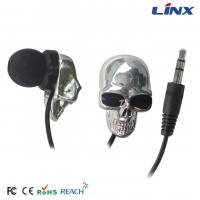 Factory direct sales fashion popular high quality in ear headphones LX-M006