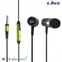 Elegant designed stylish in-ear headphone