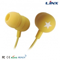 Cheap Good Quality OEM Printed Gift Earphone