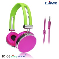 Best sell over ear headphones oem LX-132
