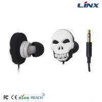 China factory ear buds with gift box earphones promotion