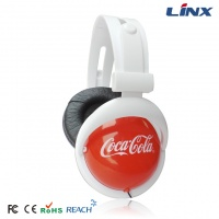 2014 mobile phone fashion stereo headphone for iphone