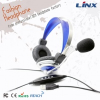 stereo USB headphone manufacturer_customized logo usb headset_noise cancelling stereo USB headphone