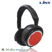 Stereo headphone cheap headband head phones