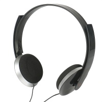 New design high quality wired headphones with mic