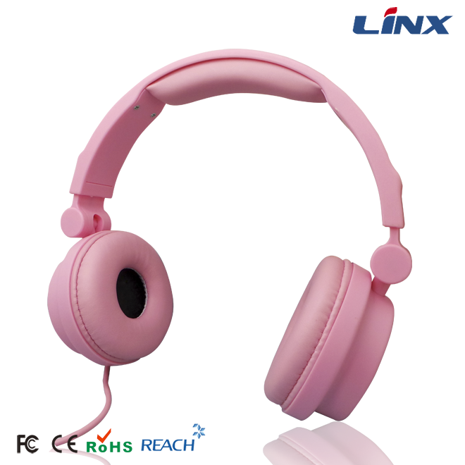 2015 Hot Selling Colorful Cute DJ Headphones for Iphone