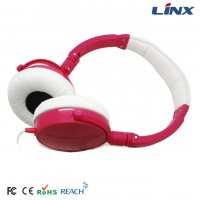 Newest fashion super bass computer headphone