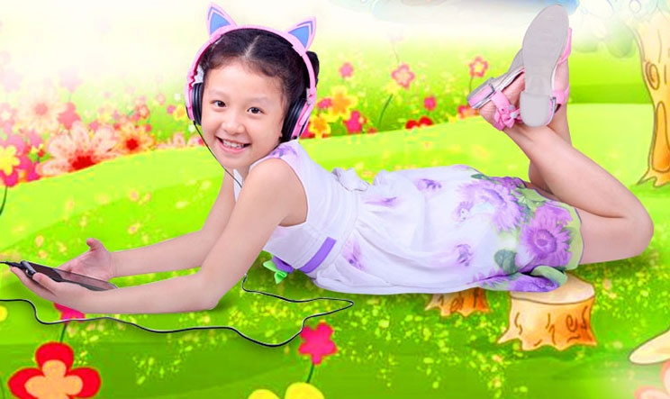 children headphones  headset oem