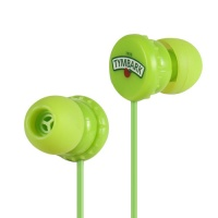 LX-E016 cheap promotion in ear oem custom fashion wired earphone