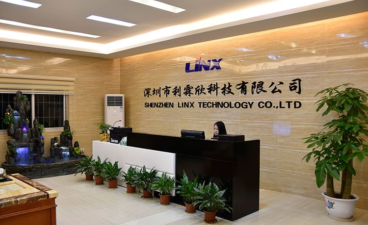 Shenzhen Linx Tech front desk