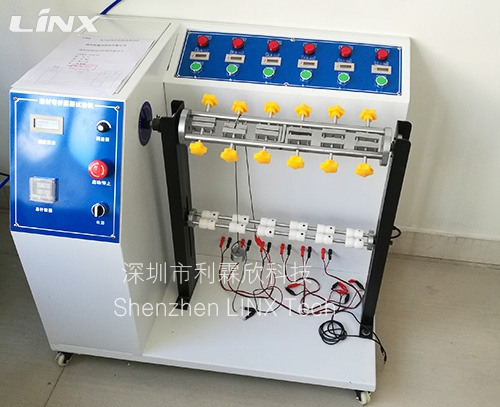 cable strain relief testing machine